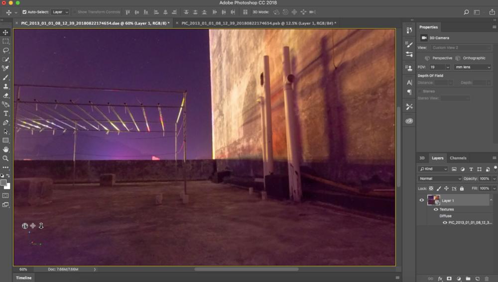 Spherical Panorama Photoshop Plugin Download